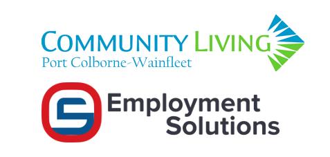 Community Living - Employment Solutions Logo
